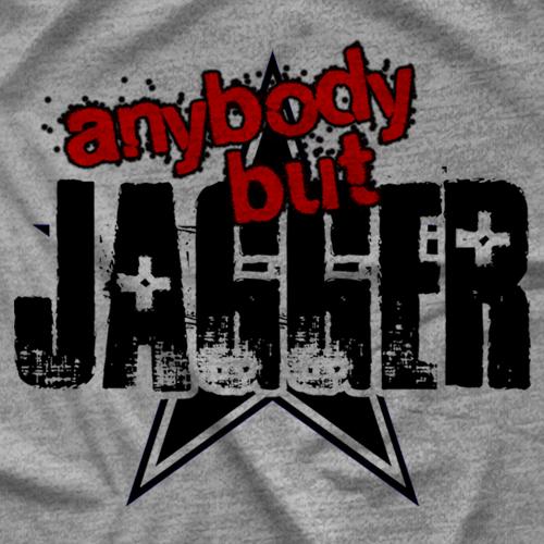 Anybody But Jagger