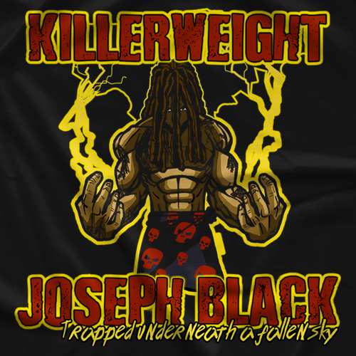 PWF Joseph Black T-shirt