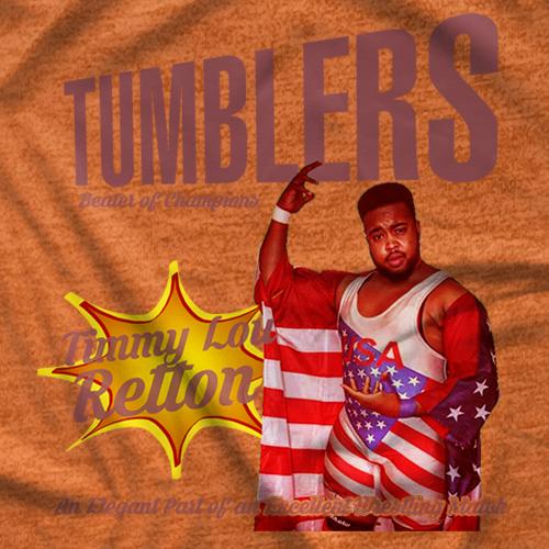 PWF Timmy Lou Retton T-shirt