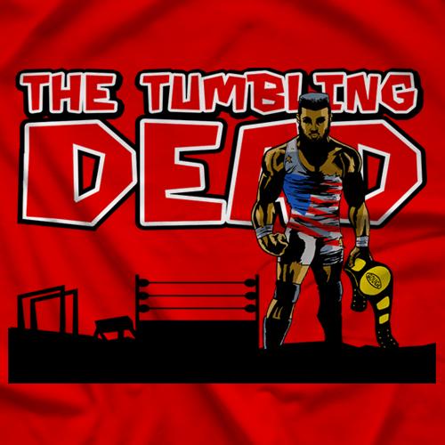 PWF Tumbling Dead T-shirt