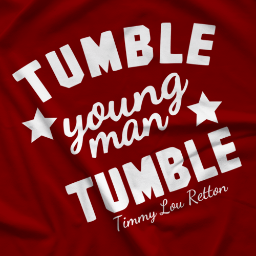 PWF Tumble Young Man T-shirt