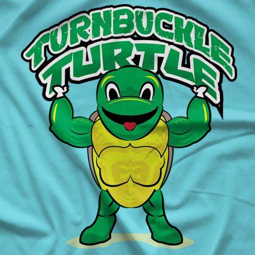 Turnbuckle Turtle T-shirt