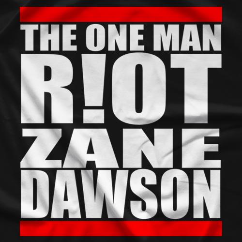 One Man Riot T-shirt