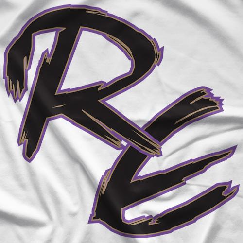 Rachael Ellering RE Logo T-shirt