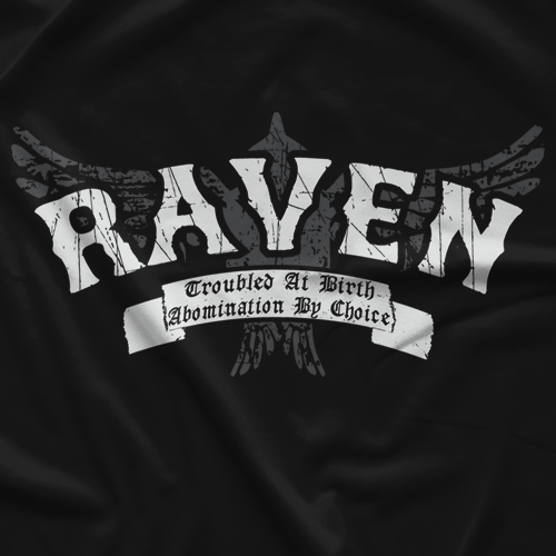 Raven Birth T-shirt