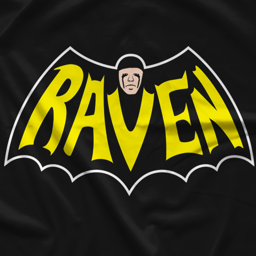 Raven Batman T-shirt