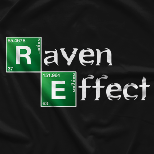 Raven Effect Break T-shirt