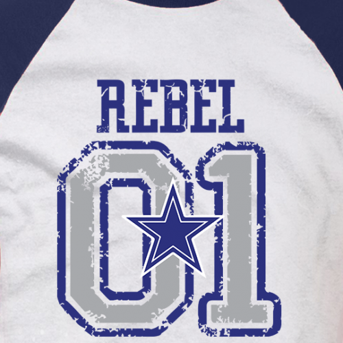 Rebel 01 T-shirt