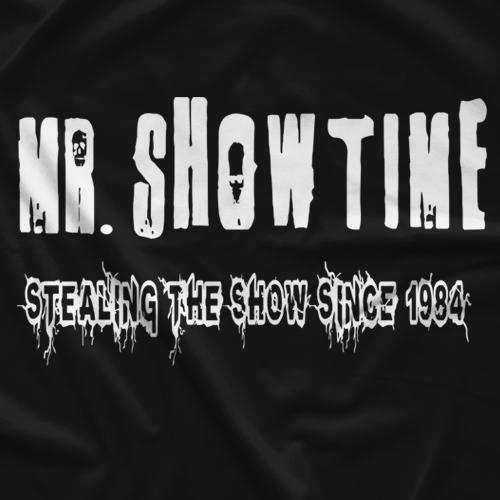 Rebellion Wrestling 1984 T-shirt
