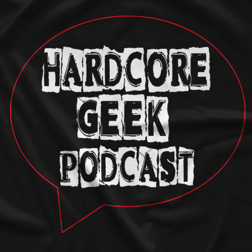 Hardcore Geek T-shirt