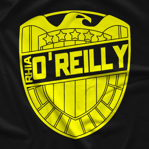 Rhia O'Reilly Judge O'Reilly T-shirt