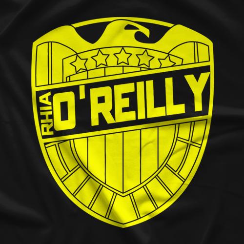 Rhia O'Reilly Judge O'Reilly T-shirt