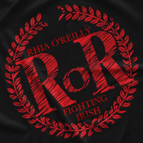 Rhia O'Reilly Battle O'Reilly T-shirt
