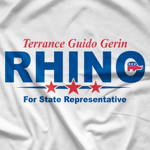 Rhino Gerin Elect Rhino T-shirt