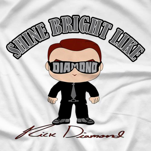 Rick Diamond Shine Bright T-shirt