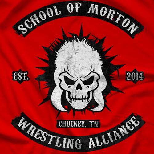 Rickey Morton School Of Morton T-shirt