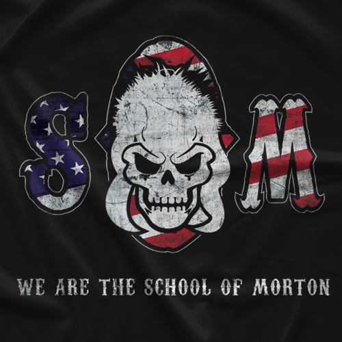 Rickey Morton SOM Flag T-shirt