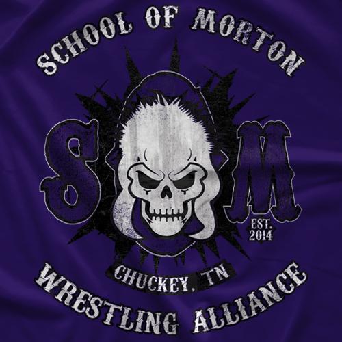 Rickey Morton Wrestling Alliance T-shirt