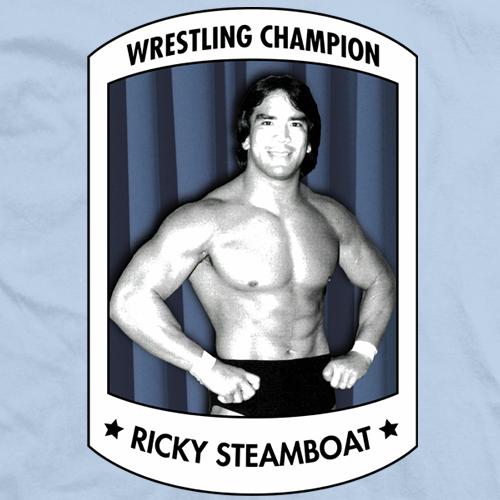 Ricky Steamboat Champion T-shirt