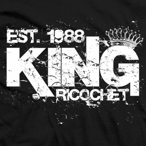 King Ricochet T-shirt