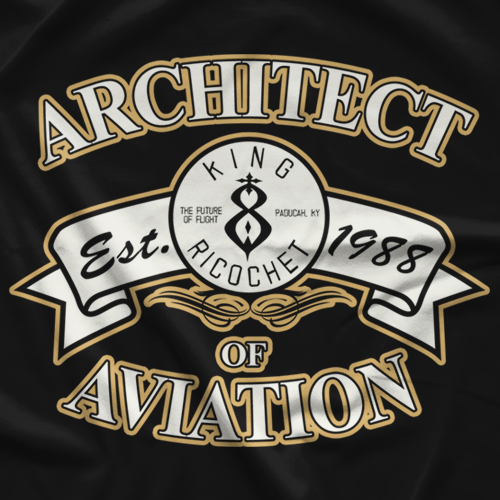 Ricochet Architect 2 T-shirt
