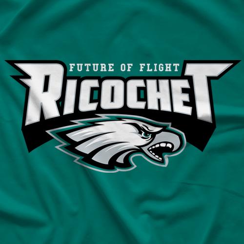 Ricochet Eagle T-shirt