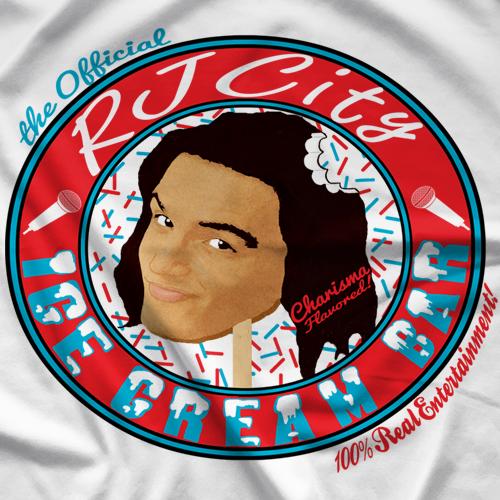RJ City Ice Cream Bar T-shirt
