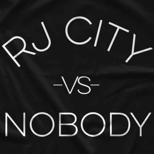 RJ City vs Nobody T-shirt