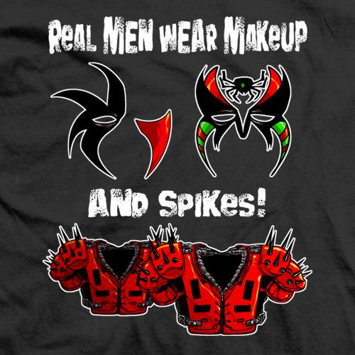 Makeup & Spikes