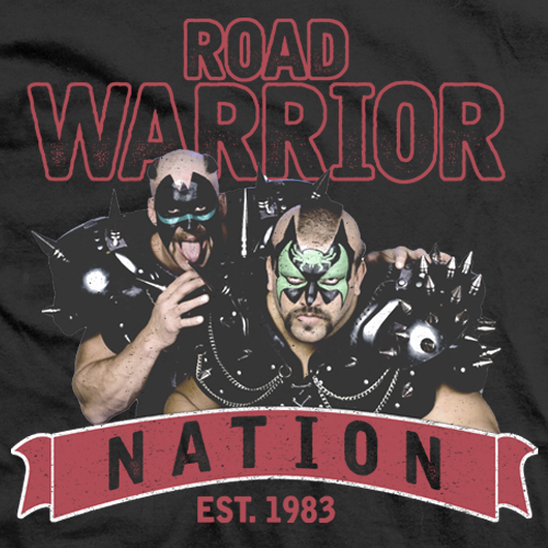 Road Warrior Nation