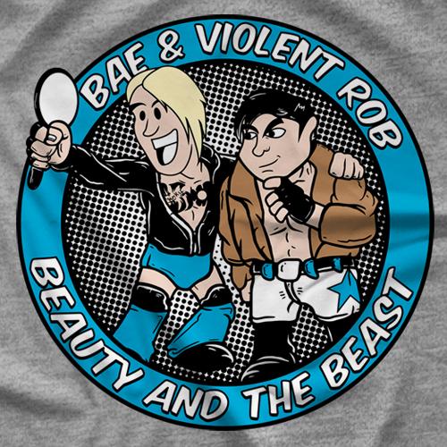 Bae And Violent Rob T-shirt