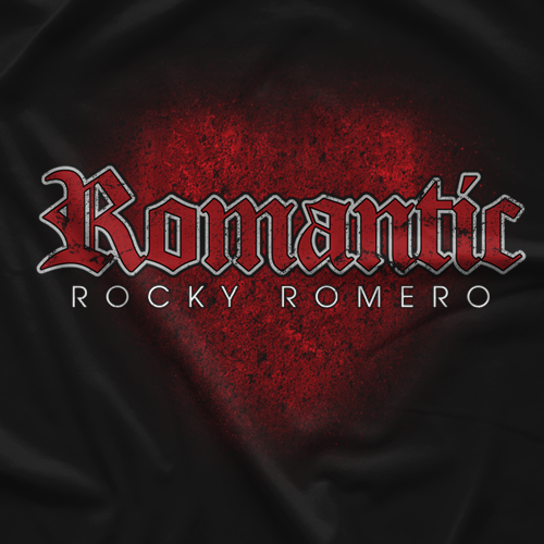 Rocky Romero Romantic T-shirt