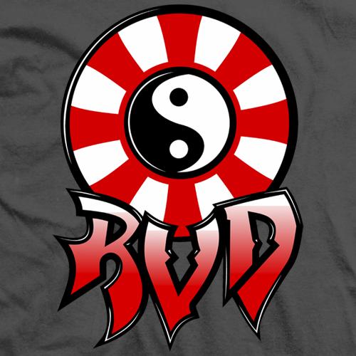 RVD Yin Yang T-shirt