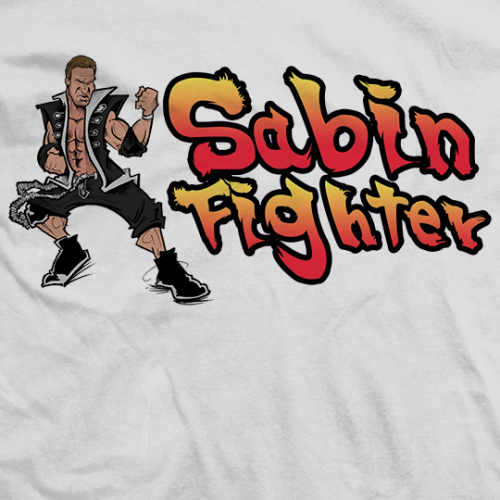 Sabin Fighter T-shirt