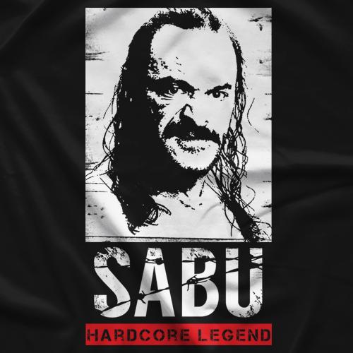 Sabu Hardcore Legend T-shirt