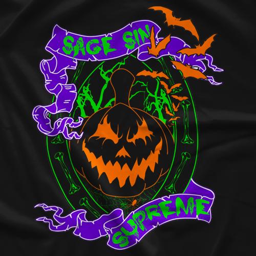 Sage Sin Supreme T-shirt