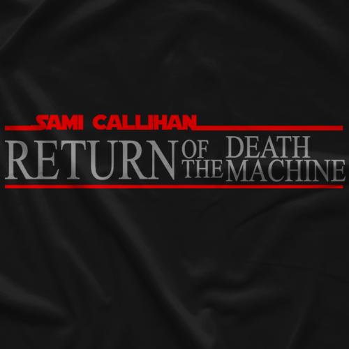 Return of the Death Machine