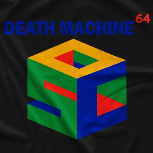 Sami Callihan Death Machine 64 T-shirt
