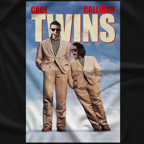 Twins Posters T-shirt