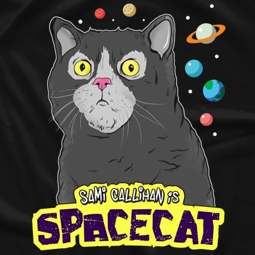 Sami Callihan Cat T-shirt