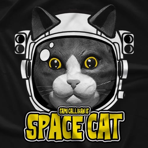 Space Cat HEAD