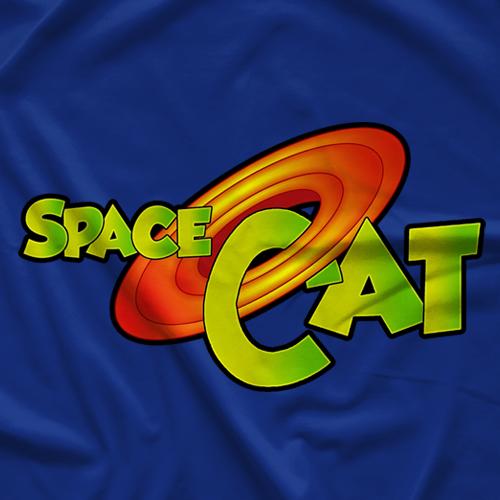 SpaceCat JAM T-shirt