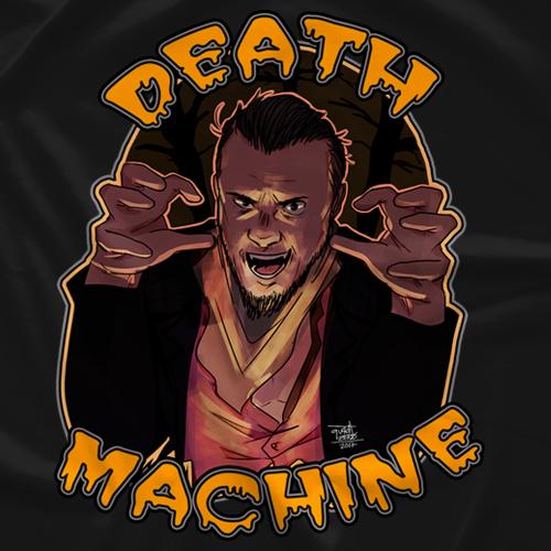 Dracula Death Machine