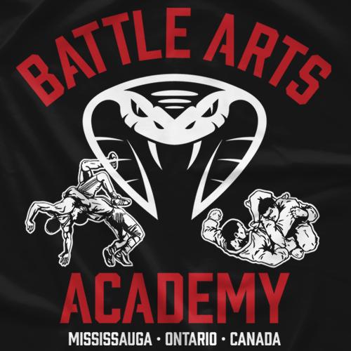 Battle Arts GRAPPLING