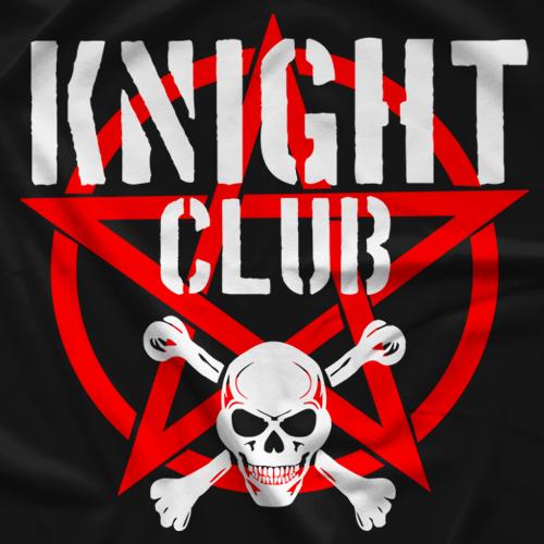 Saraya Knight Knight Club T-shirt