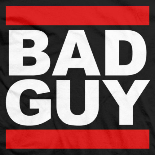 Bad Guy Run-DMC Style