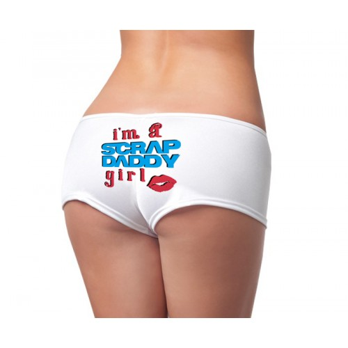 Scrap Daddy Booty Shorts