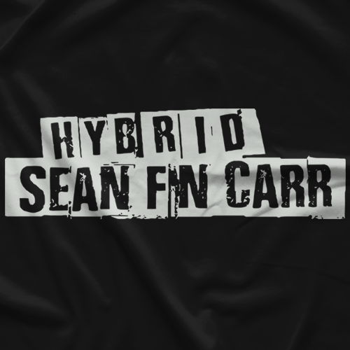 Sean Carr F'N Carr T-shirt