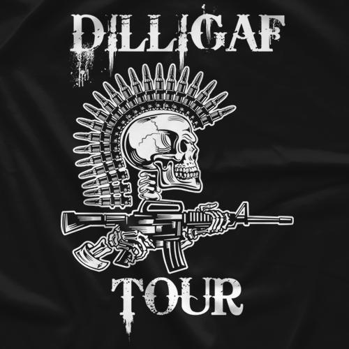 DILLIGAF Tour T-shirt