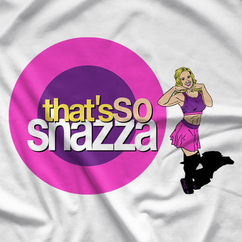 Shazza McKenzie That's So Shazza T-shirt